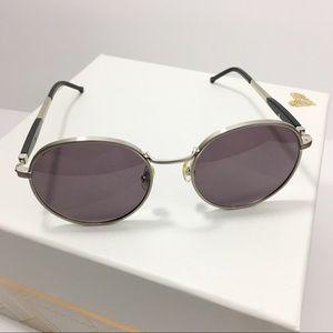 WildFox   Dakota Antique Silver Black Sunglasses